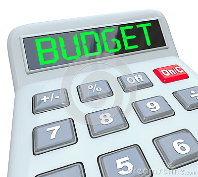 Budget Word Calculator Home Business Finances