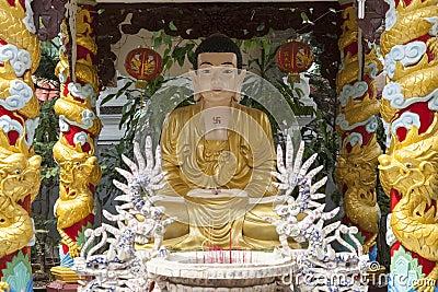 Budhist altar