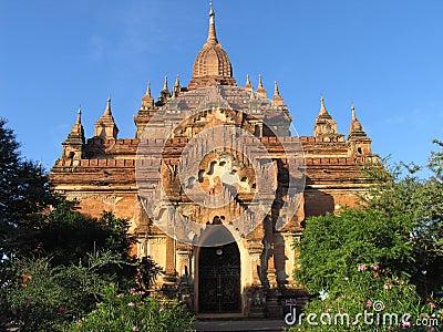 Budhist Pagoda