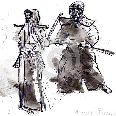 Budo warriors