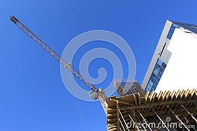 Budowa żuraw