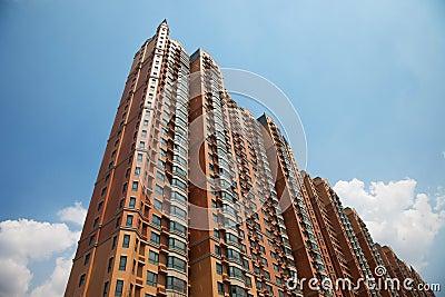 Budynek wysoki