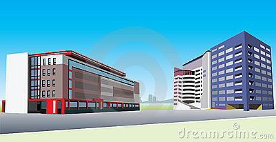Budynki biurowi