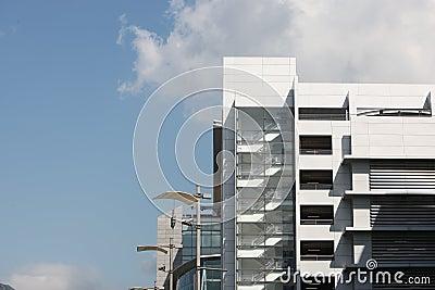 Budynku biuro