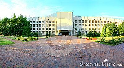 Budynku inżynierii instytut