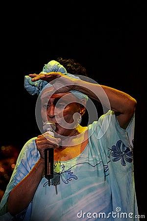 Buena Vista Social Club concert in Hungary Editorial Photo