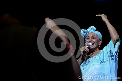 Buena Vista Social Club concert in Hungary Editorial Stock Image