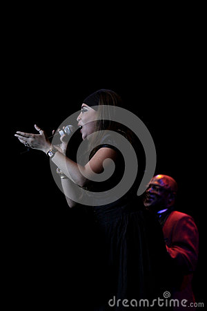 Buena Vista Social Club concert in Hungary Editorial Image