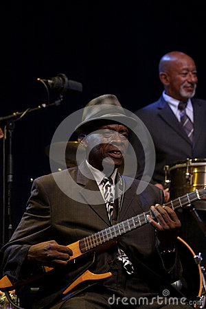 Buena Vista Social Club concert in Hungary Editorial Photography