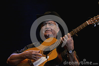 Buena Vista Social Club concert in Hungary Editorial Image