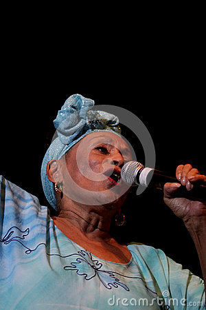 Buena Vista Social Club concert in Hungary Editorial Stock Image
