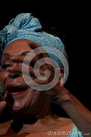 Buena Vista Social Club concert in Hungary Editorial Stock Photo