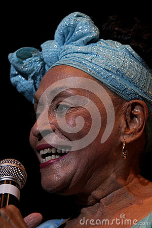 Buena Vista Social Club concert in Hungary Editorial Photo