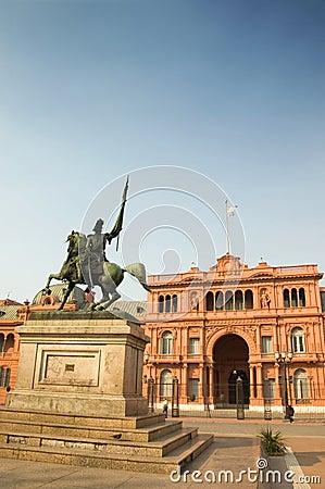 Buenos aires Argentina casa rosada