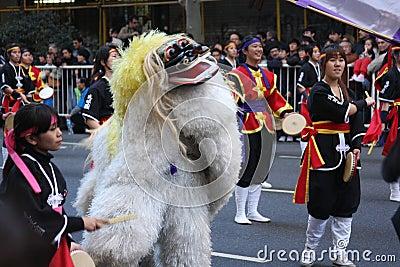 Buenos Aires celebra Japón 6 Editorial Image