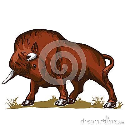 Free Buffalo Bull Bison Royalty Free Stock Image - 71689956