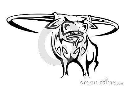 Buffalo mascot