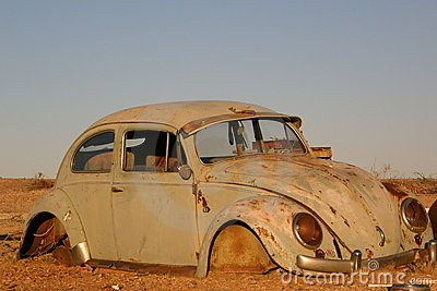 Bug in the Outback