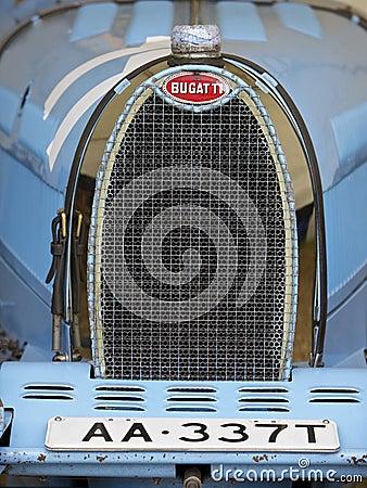 Bugatti, antique Editorial Stock Photo