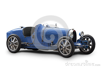 Bugatti type 35.