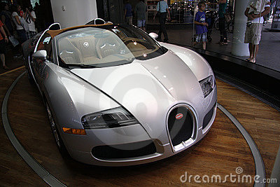 Bugatti Veyron Editorial Stock Image