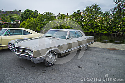 1965 buick electra, classic amcar Editorial Stock Photo