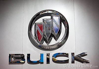 BUICK Logo Editorial Image