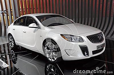 Buick Regal Редакционное Стоковое Изображение
