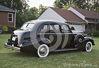 Buick Sedan - Vintage