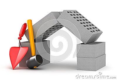 Build a home concept