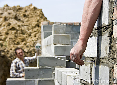 Builders checking level