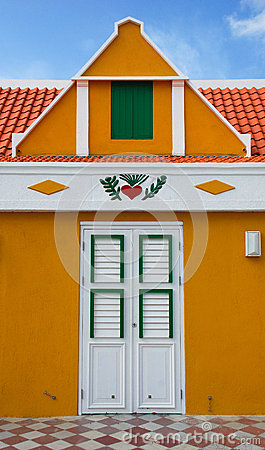 Building in Aruba