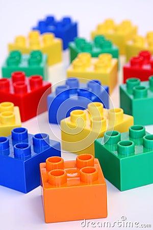 Free Building Blocks Stock Photos - 12760903