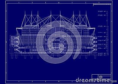 Building Blueprint 14637038 Building Blueprint Royalty Free Stock Photos Image 14637038 On Blueprint Of Building