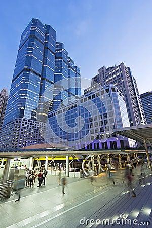 Building in city