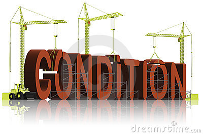 Building condition physical good health fitness