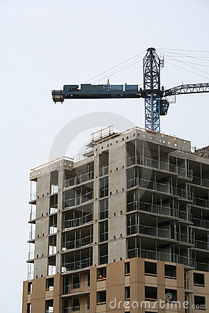 Free Building Construction Royalty Free Stock Photo - 1022295