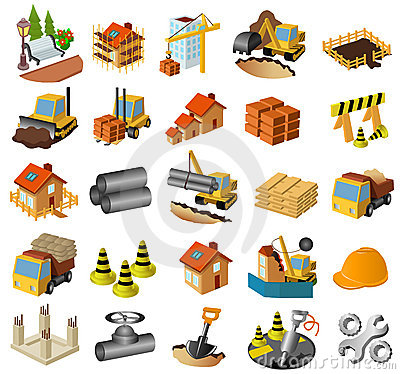 Building and construction set