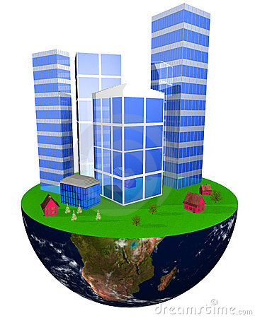 Building on Earth