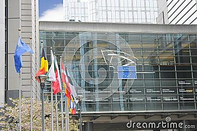 Building of the European Parliament
