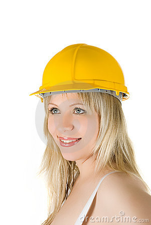 Building girl