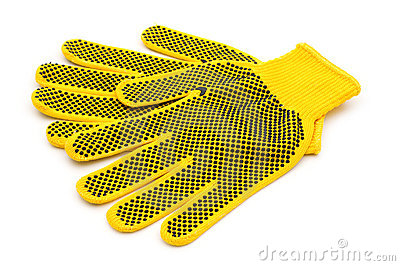 Building gloves