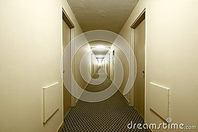 Building Hallway.
