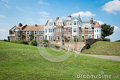 Building at Hastings UK