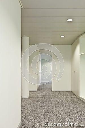 Building interior,