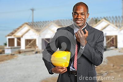 Building Manager at Construction Site