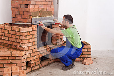 Building a masonry heater