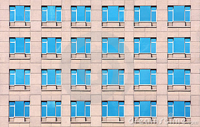 Building mirror pattern