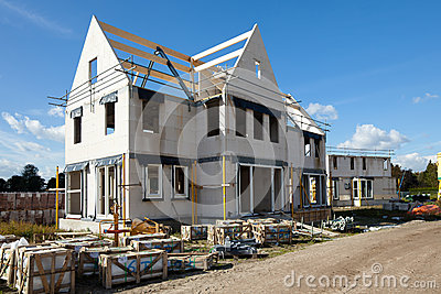 Building a new family home