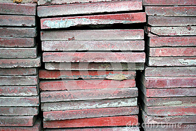 Building panels - marble slab